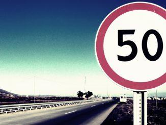 знижено максимальну швидкість руху
