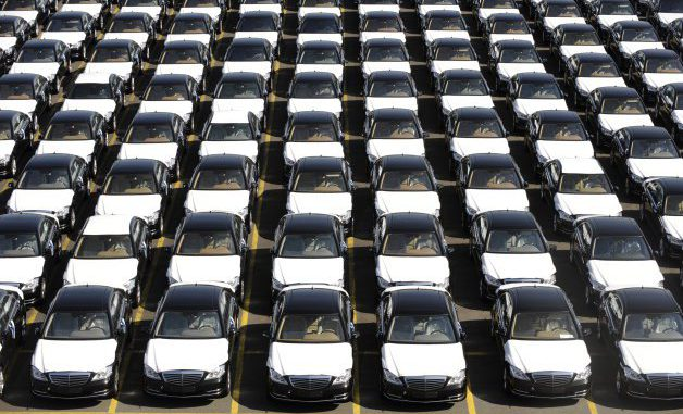 мировые продажи авто