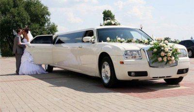 заказать машину на свадьбу