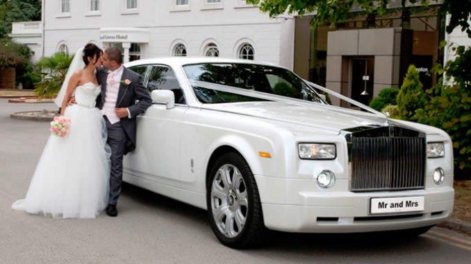 Весільний автомобіль