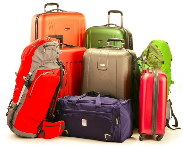 Картинки по запросу чемоданы и сумки