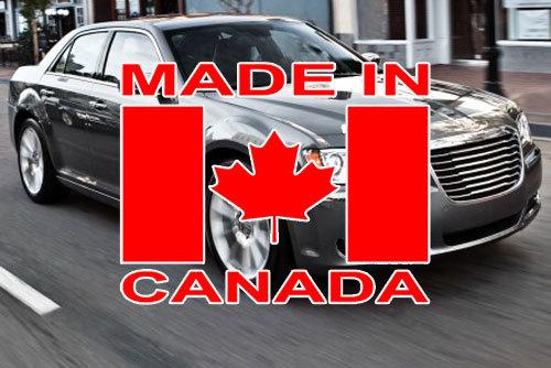 Авто из Канады