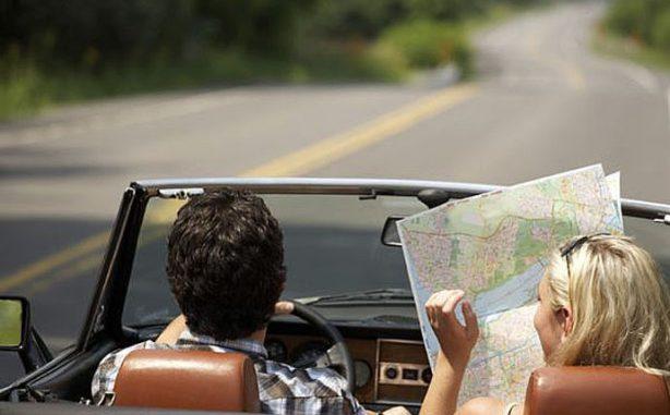 путешествие на собственном автомобиле