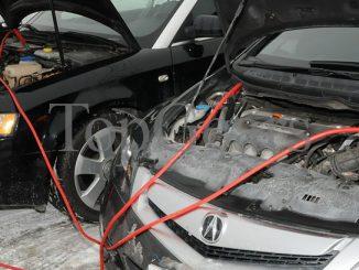 как правильно прикуривать авто