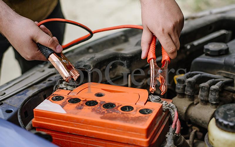 если сел аккумулятор в машине