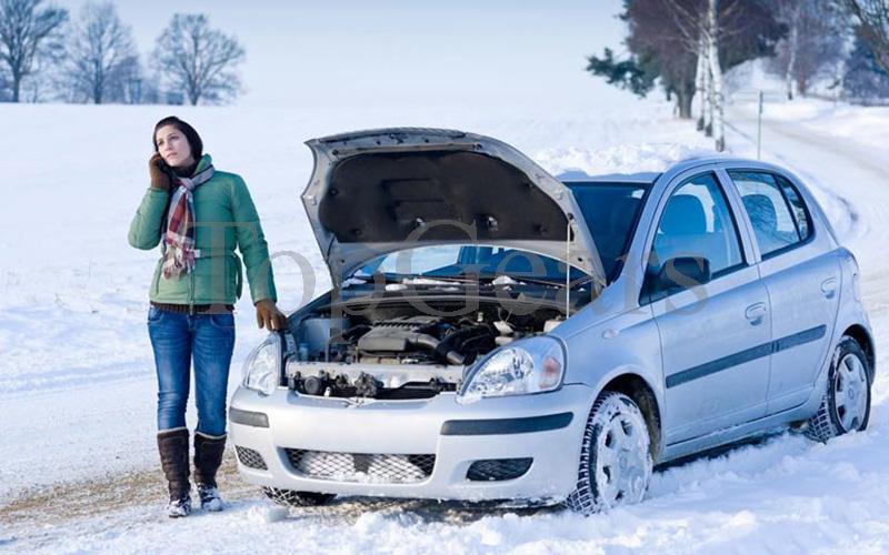 Что делать, если аккумулятор сел зимой