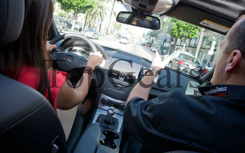 как правильно трогаться на машине